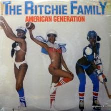 Ritchie Family,The - American Generation