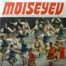 Moiseyev Dance Ensemble, The (Ансамбль Народного Танца Игоря Моисеева) - Newly Recorded Under The Supervision Of Igor Moiseyev