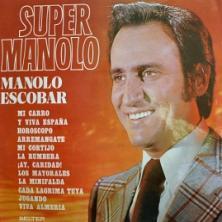 Manolo Escobar - Super Manolo