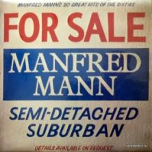 Manfred Mann - Semi-Detached Suburban (20 Great Hits Of The Sixties)