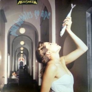 Helloween - Pink Bubbles Go Ape (ITA)