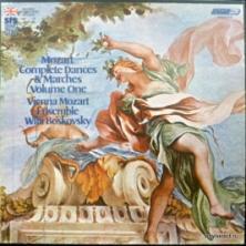 Wolfgang Amadeus Mozart - Complete Dances & Marches Vol.1 (feat. Willi Boskovski & Vienna Mozart Ensemble)