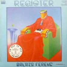 Balazs Ferenc - Register