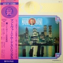 Mantovani - Mantovani Mood Strings Max 20