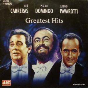 Carreras, Domingo, Pavarotti (The Three Tenors) - Greatest Hits