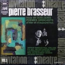 Pierre Brasseur - Invitation Au Theatre vol.1