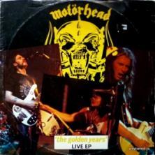 Motorhead - The Golden Years - Live EP