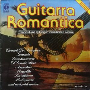 Francis Goya - Guitarra Romantica