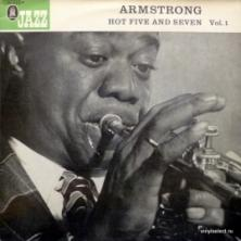 Louis Armstrong - Armstrong Hot Five And Seven Vol.1