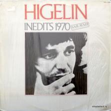 Jacques Higelin - Inedits 1970