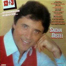 Sacha Distel - 13 + 3 ...16 Chansons 16 Succès