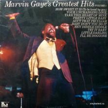 Marvin Gaye - Marvin Gaye's Greatest Hits Volume 2