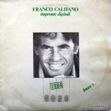 Franco Califano - Impronte Digitali