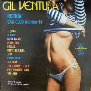 Gil Ventura - Sax Club Number 11
