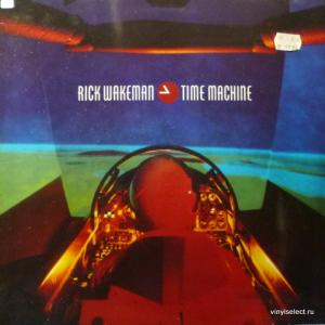 Rick Wakeman (ex-Yes) - Time Machine (feat. Roy Wood / E.L.O.)
