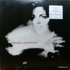 Liza Minnelli - Results (produced by Pet Shop Boys)
