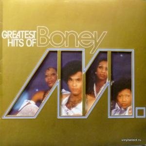 Boney M - Greatest Hits Of Boney M. (Club Edition)