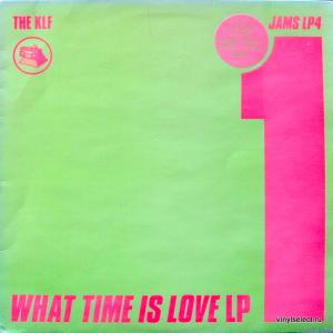 KLF,The - The What Time Is Love Story