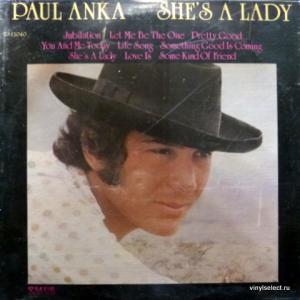 Paul Anka - She's A Lady