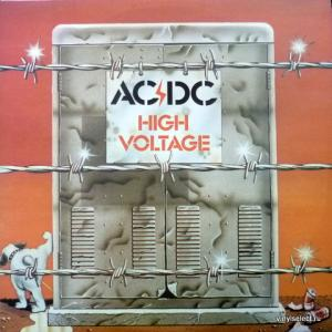 AC/DC - High Voltage (Original Australian Version)