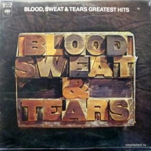 Blood,Sweat & Tears - Blood, Sweat And Tears Greatest Hits