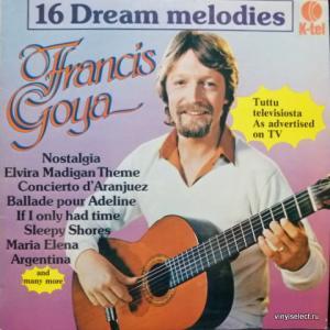 Francis Goya - 16 Dream Melodies