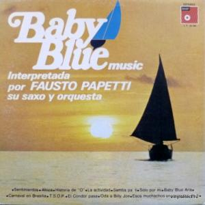 Fausto Papetti - Baby Blue Music