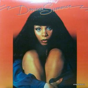 Donna Summer - The Greatest Hits Of Donna Summer