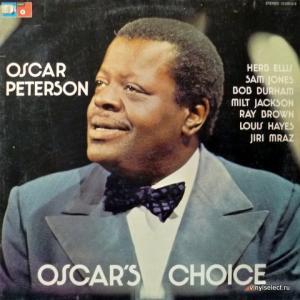 Oscar Peterson - Oscar's Choice