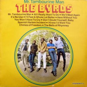 Byrds,The - Mr. Tambourine Man