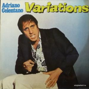 Adriano Celentano - Variations