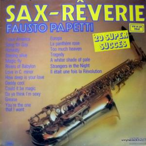 Fausto Papetti - Sax-Rêverie