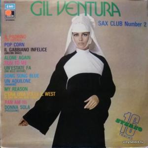 Gil Ventura - Sax Club Number 2