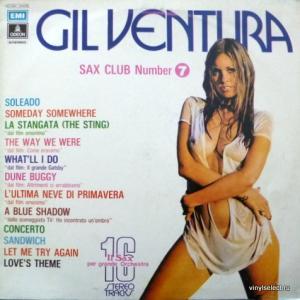 Gil Ventura - Sax Club Number 7