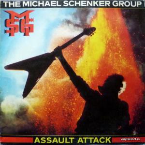 M.S.G. (Michael Schenker ex-UFO, ex-Scorpions) - Assault Attack