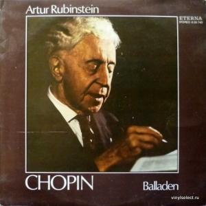 Artur Rubinstein - Frederic Chopin - Balladen