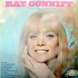 Ray Conniff - Love Is A Many-Splendored Thing