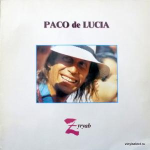 Paco De Lucía - Zyryab