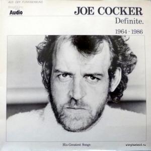 Joe Cocker - Definite 1964-1986