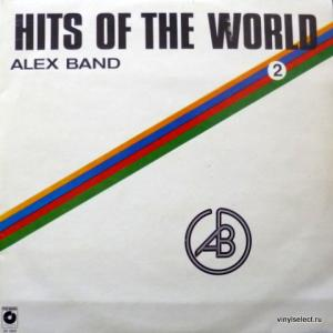 Alex Band - Hits Of The World 2