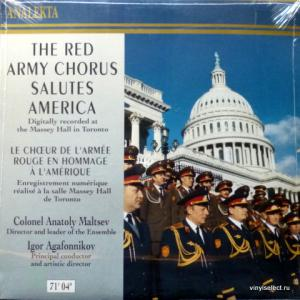 Alexandrov Red Army Ensemble, The - The Red Army Chorus Salutes America