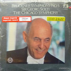 Anton Bruckner - Symphony No. 5 (feat.  Sir Georg Solti & Chicago Symphony)