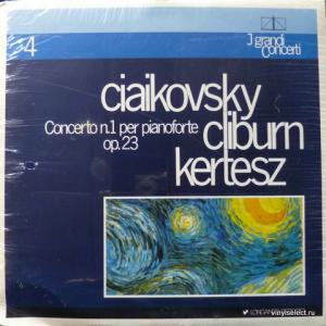 Piotr Illitch Tchaikovsky (Петр Ильич Чайковский) - Concerto n.1 Per Pianoforte Op. 23 (feat. Van Cliburn)