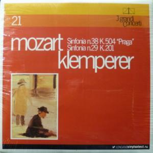 Wolfgang Amadeus Mozart - Sinfonia N.38 K.504, Sinfonia N.29 K.201