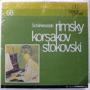 Nikolai Rimsky-Korsakoff - Scheherazade (feat. Leopold Stokowski)