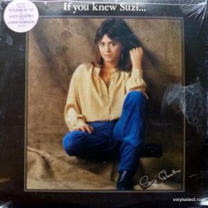 Suzi Quatro - If You Knew Suzi...