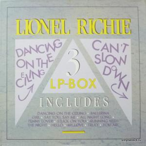 Lionel Richie - Lionel Richie / Can't Slow Down / Dancing On The Ceiling