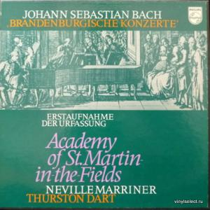 Johann Sebastian Bach - The Brandenburg Concertos