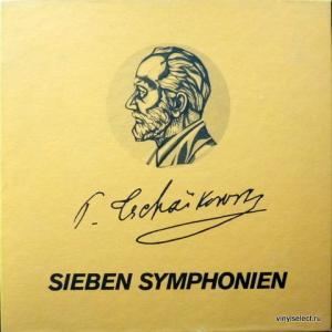 Piotr Illitch Tchaikovsky (Петр Ильич Чайковский) - Sieben Symphonien