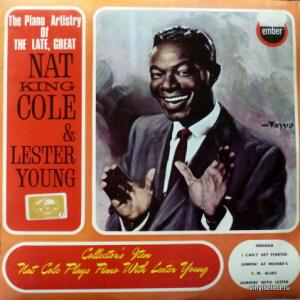 Nat King Cole & Lester Young - Nat King Cole & Lester Young